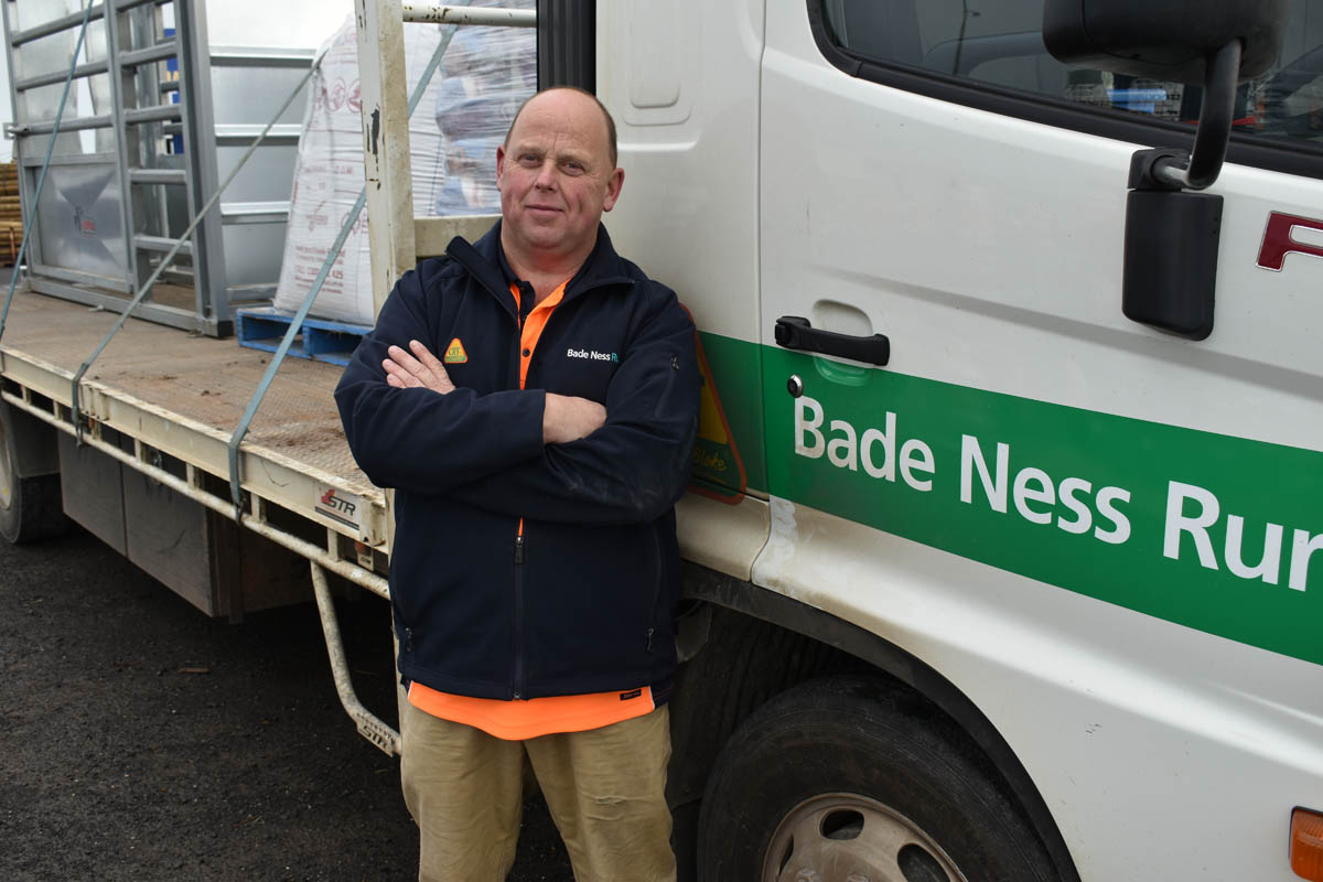 Graeme McFadden - Bade Ness Rural Deliveries